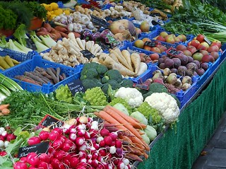 Vegetable stand | by comprock