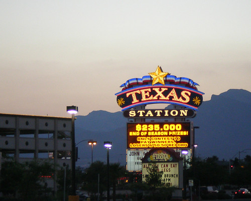 Is there a casino in texas