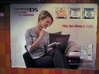 nintendo DS for mom | by constances