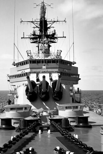 USS Oklahoma City (CLG-5) Viet-Nam coast 1965 | Flickr ...