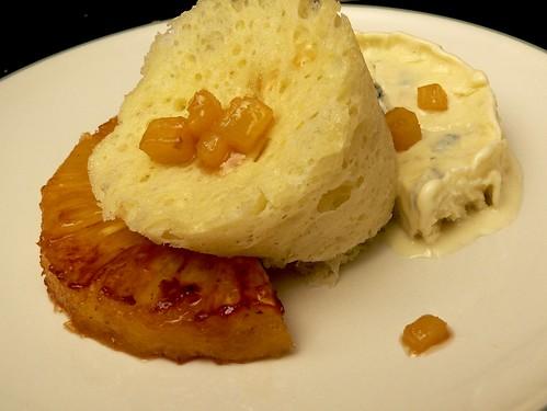 Pineapple Custard Cake Filling Recipe