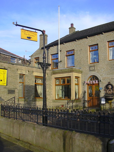 Deardengate Tea Rooms Haslingden