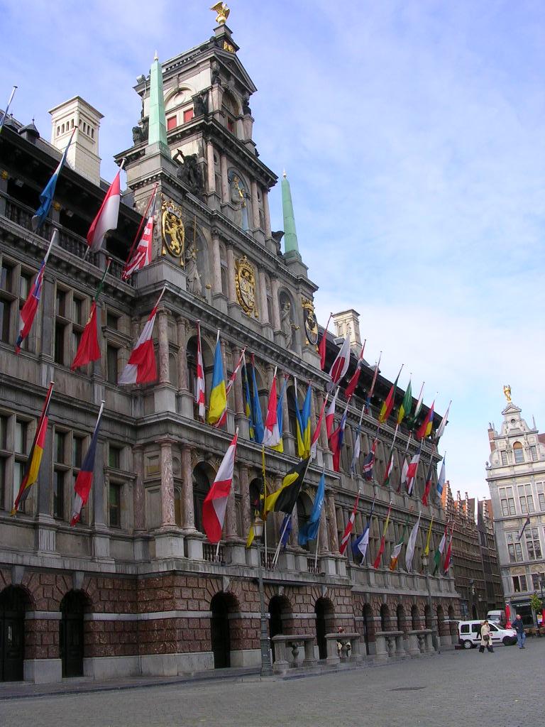 Antwp - City Hall