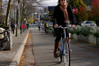 Dunsmuir Separated Bike Lanes 107 | by Paul Krueger