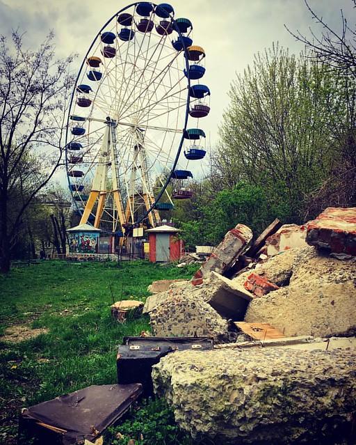 #lviv #ukraine #park #landscape #cityscape #ukraine_vsco #ukraine_recommends #travel #travelukraine #vsco #lvivua #ualviv #lviving #lvivblog #leopolis #lvivgram #lvivingram #lvivgroup #ilovelviv #парккультури #львів #львов #україна #украина