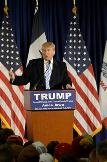 Trump at ISU - 1/19/2016