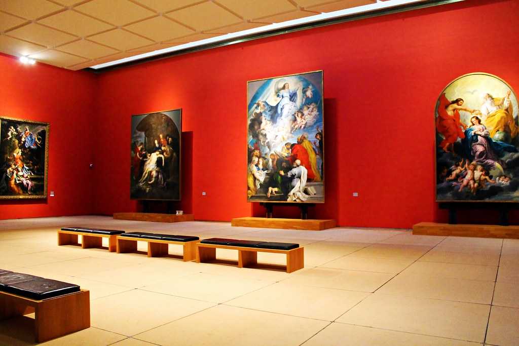 Drawing Dreaming - 48 horas em Bruxelas - o que fazer - Museu Old Masters