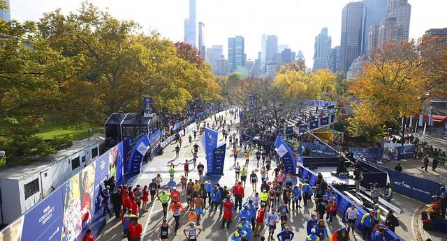 NYC Marathon 2015