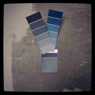 Color choices to make. #365days project