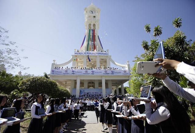 Festival para el Buen Vivir y Gobernando con la Gente-San Vicente