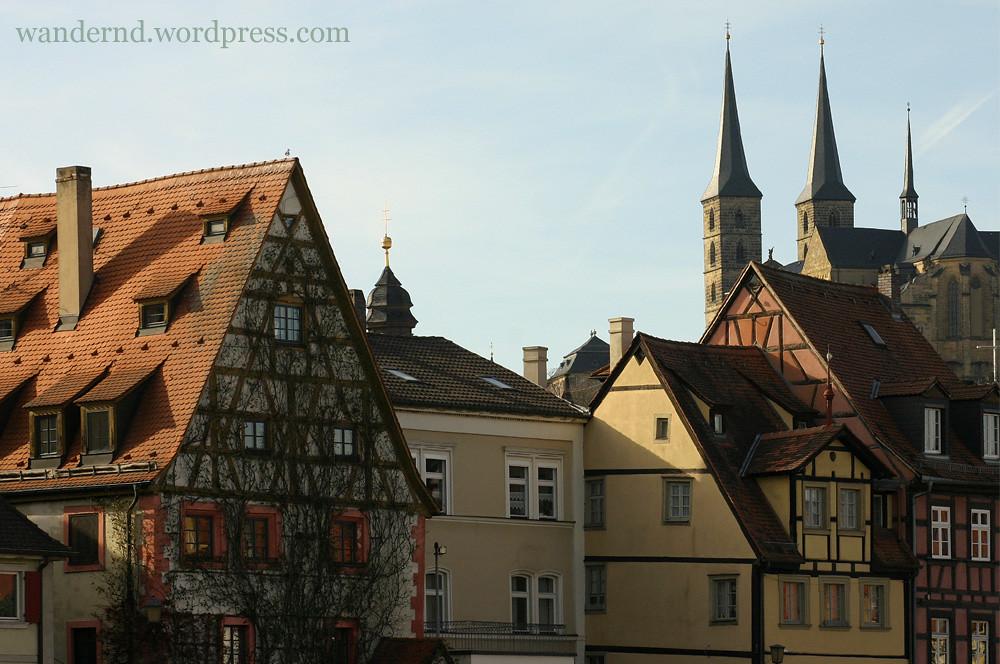Bamberg: Michelsberg - Altstadt