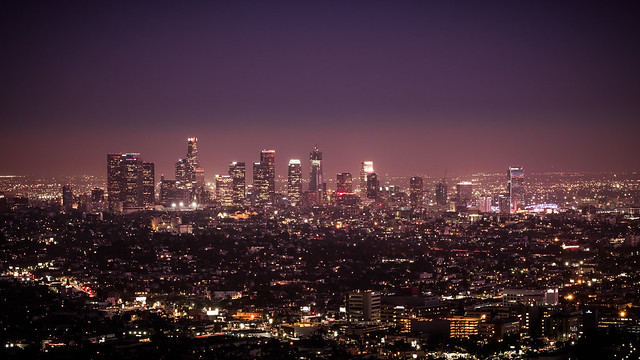 Downtown - Los Angeles, United States - Cityscape photography