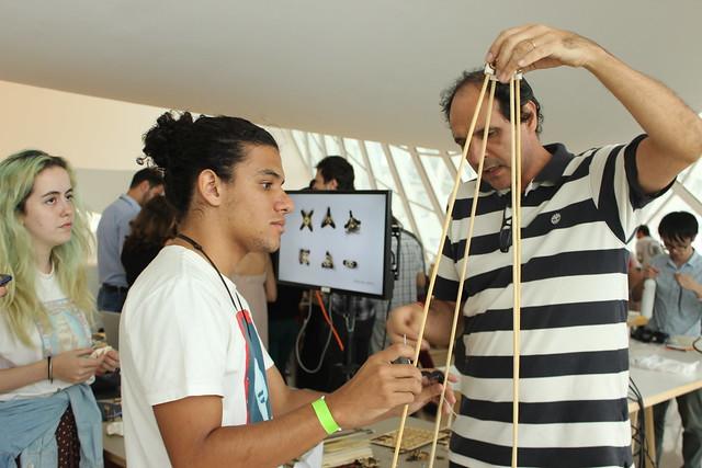 """Workshop """"Construindo Proto-Ecologias"""" - Museu do Amanhã"""