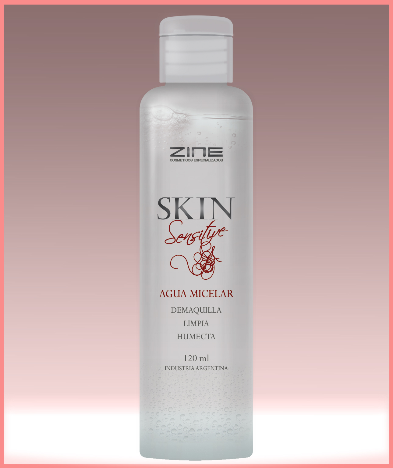 Skin Sensitive Agua Micelar
