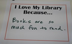 Library Lovers Month 111