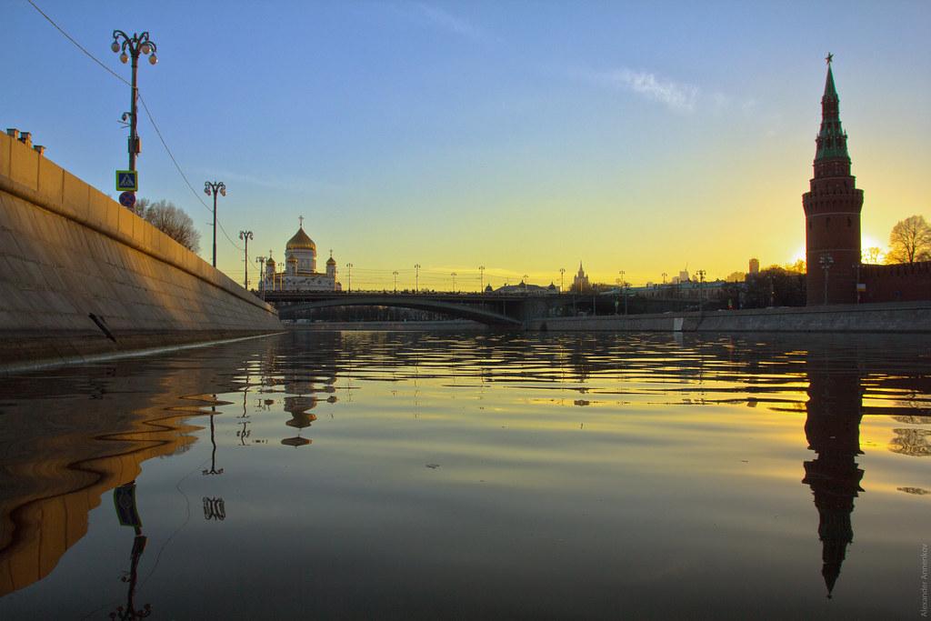 Moscow. 3 POI