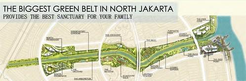 Green Belt Area