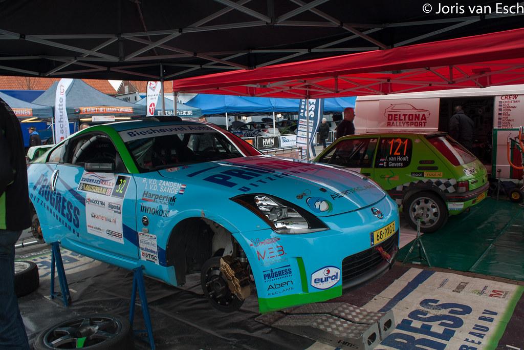 VDZ Racing @ Zuiderzee Rally