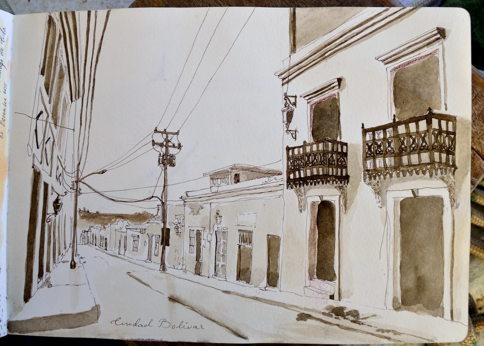 Ciudad Bolivar, Venezuela