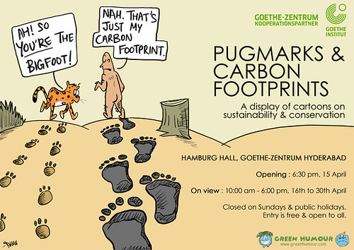 Pugmarks and Carbon Footprints