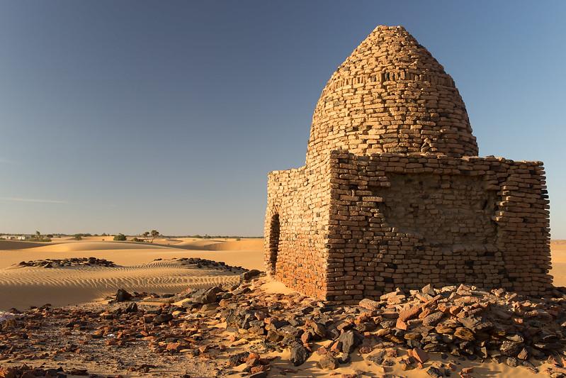Muslim Shrine near Old Dongola