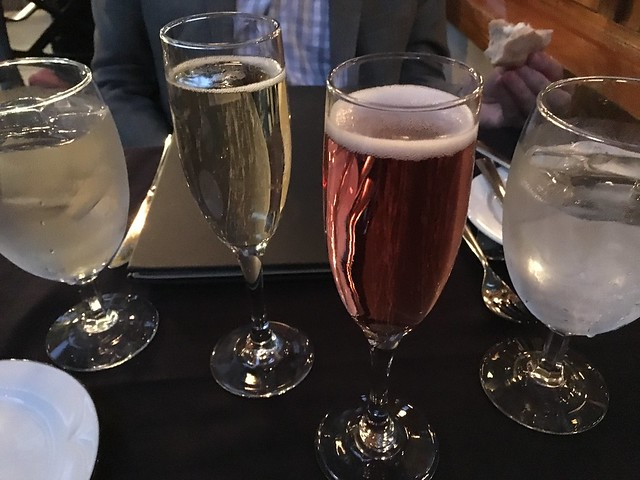 Sparkling wine - Spencer's Restaurant