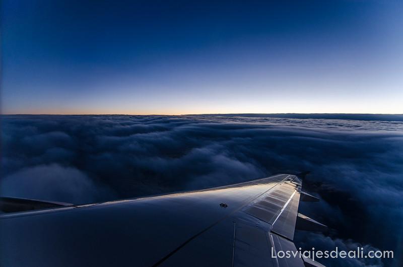 ver el mundo desde arriba