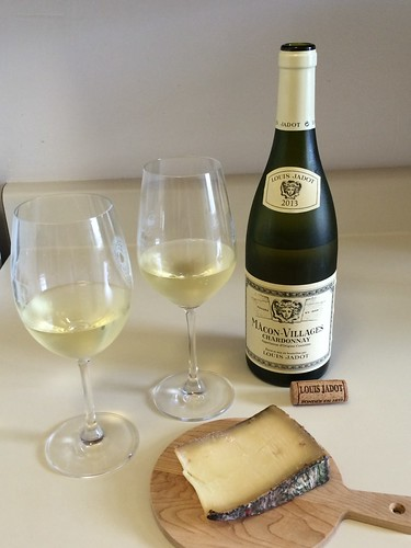 Mâcon-Villages Chardonnay and Le Maréchal Emmi 1