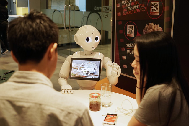 "MasterCard Powers First Commerce Application within SoftBank Robotics' Humanoid Robot ""Pepper"""