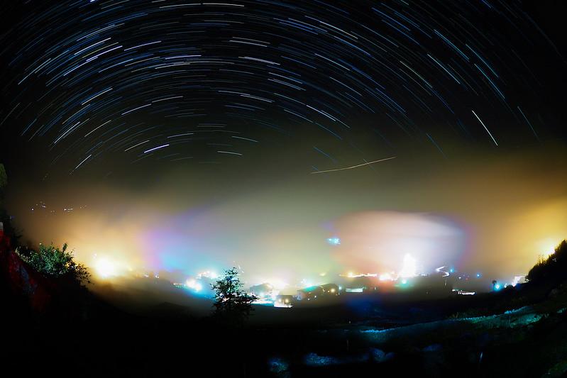 三小時拍一張照片結果是失敗的!|頂石棹 阿里山