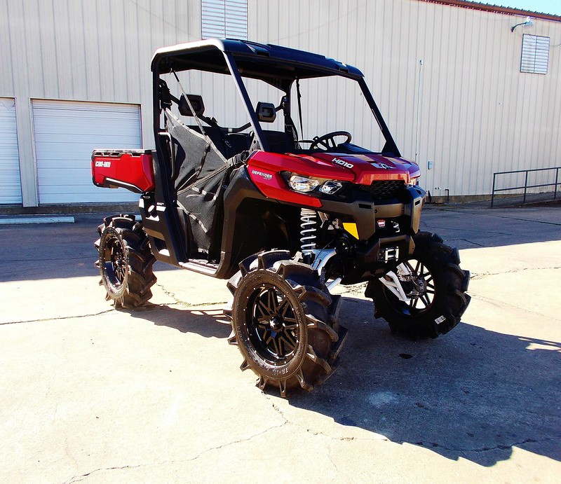 Can Am Commander For Sale >> Canam Defender CATVOS lift | Flickr