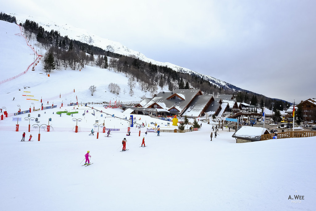 Meribel Centre