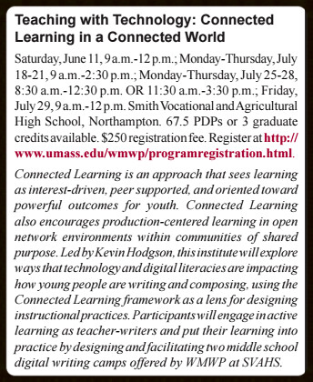 Summer Connected Course Description