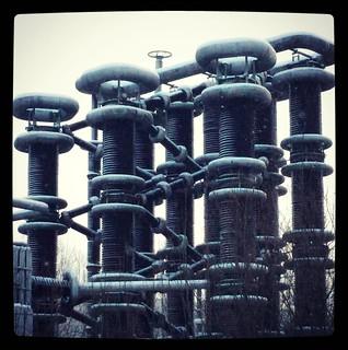 НИИ Постоянного тока. For #365days project