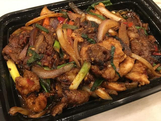 Mongolian 3 combo - Tao Yin Restaurant