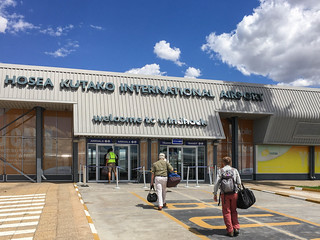 Airport Windhoek