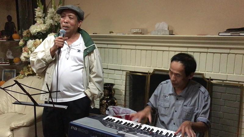 Hoàng Đình Khôi hát Chiều
