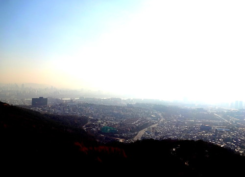 Korea/Japan Trip: N Seoul Tower