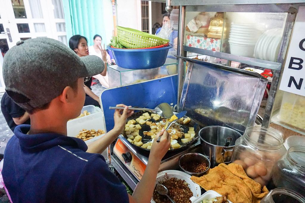 Fried Rice, Ho Chi Minh City, Vietnam, April 2016