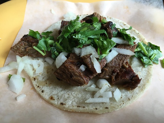 Carne asada taco - Tropisueno