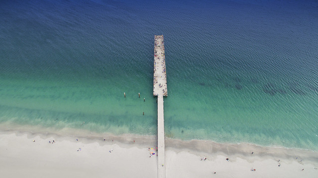 The Ammo jetty, Coogee, Western Australia