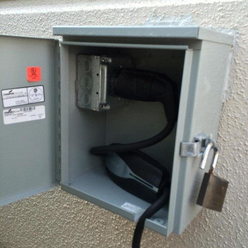 Home Electrical Power Box How To Wire A Mobile Home For: Outdoor NEMA 14-50 Install. Advice?