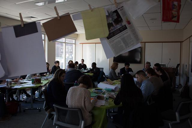 Pre-Texts Museum Course Workshop