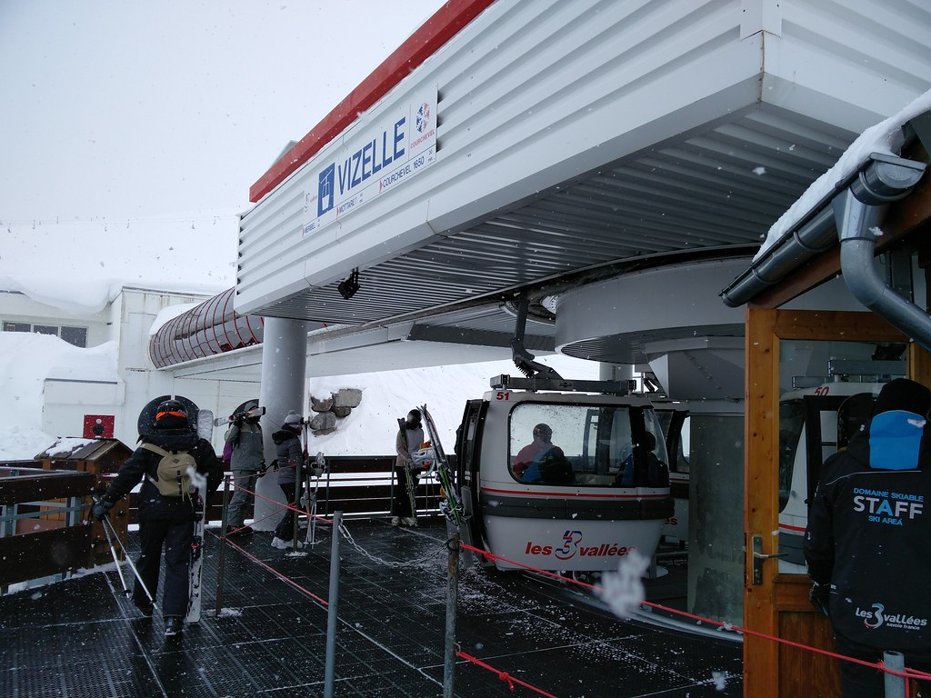 Vizelle cable car