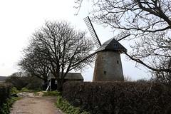 Bembridge Windmill - early 18th C