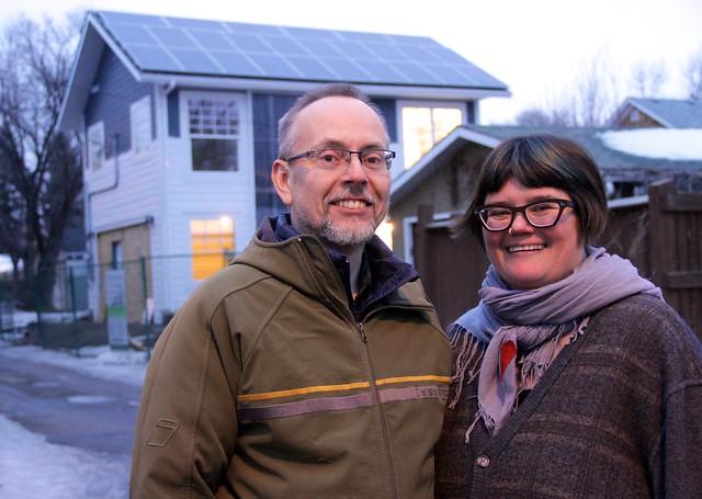 Carbon Neutral home