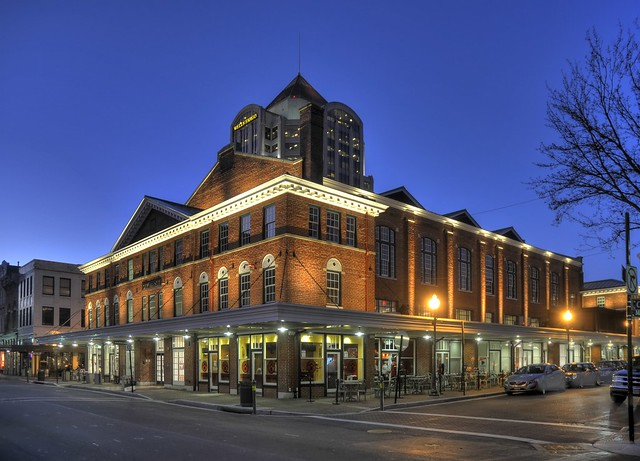 City Market Building - Downtown Roanoke