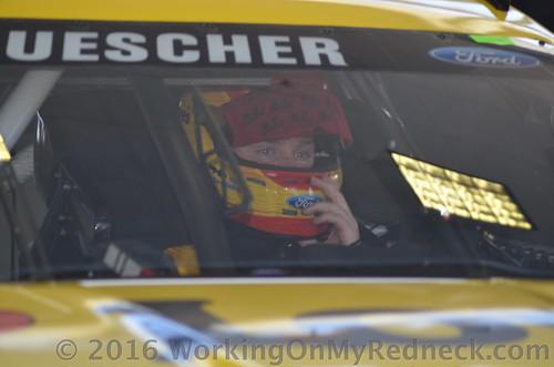 Chris Buescher
