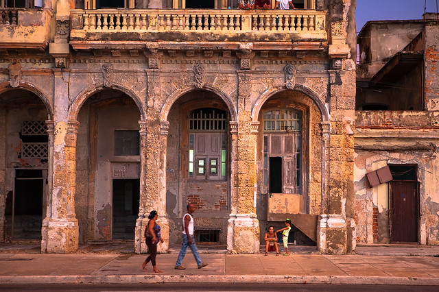 Life On Cuba