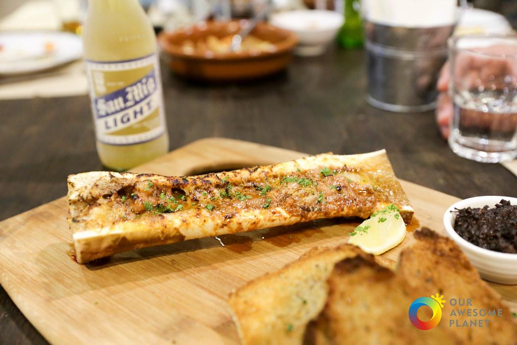 ... garlic chile prawns chorizo and potato tacos tacos de chorizo y papa
